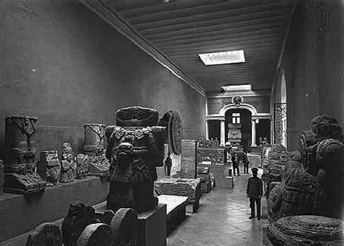 Templo del saber decimonónico.
