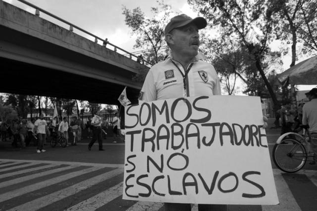 Derechos conculcados. (Foto: Miguel Dimayuga.)