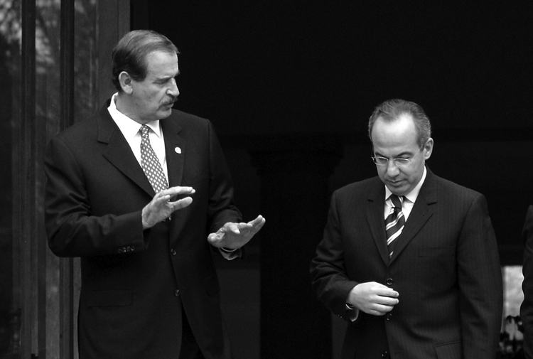 Gobierno de los peores. (Foto: Miguel Dimayuga.)