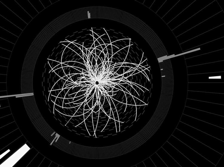 Experimento para identificar la partícula de Higgs. (Foto: CERN.)