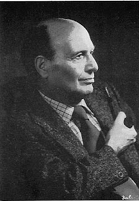 Geoffrey Barraclough