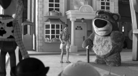 Metáforas pueriles. Fotograma de la película.