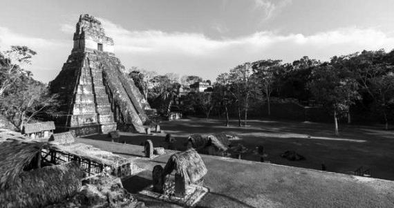 Tikal de Guatemala
