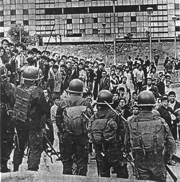 2 de octubre, 1968