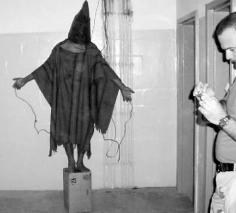 Abu Ghraib en tiempos de George W. Bush
