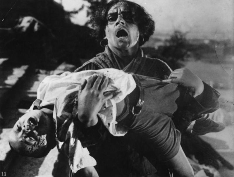 """Fotograma de """"Acorazado Potemkin"""", de Sergei Eisenstein (1925)"""