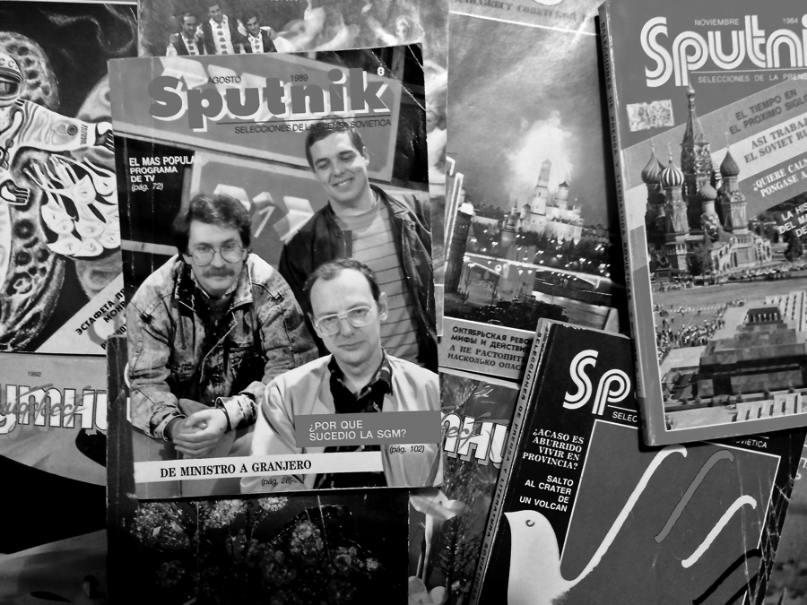 Sputnik: Selecciones de la Prensa Soviética