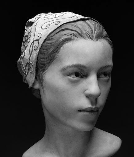 La víctima (Foto: Don Hurlbert; Smithsonian Institution.)