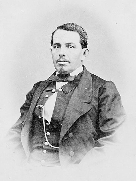 Miguel Negrete, otro de los héroes poblanos.