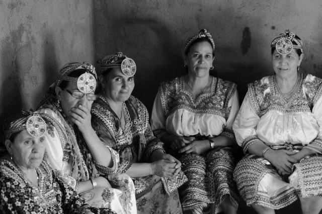Mujeres de Cabilia