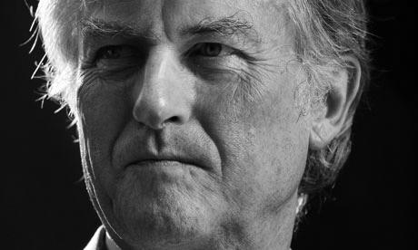 El gran ateo Richard Dawkins. (Foto: Murdo Macleod.)
