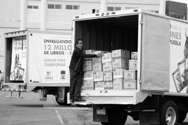 Al fin que ni leen. (Foto: Hilda Ríos, Cuartoscuro.com.)