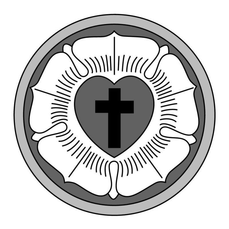 El símbolo luterano