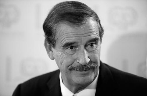 Vicente Fox. Desatinadas declaraciones.