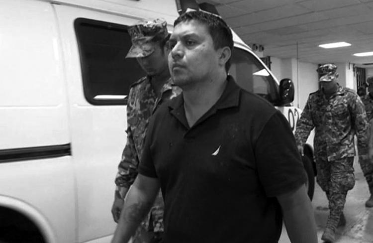 Miguel Ángel Treviño, capturado. (Foto: La Vanguardia de Saltillo.)