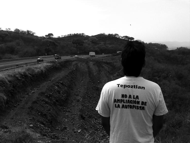 Contra la autopista