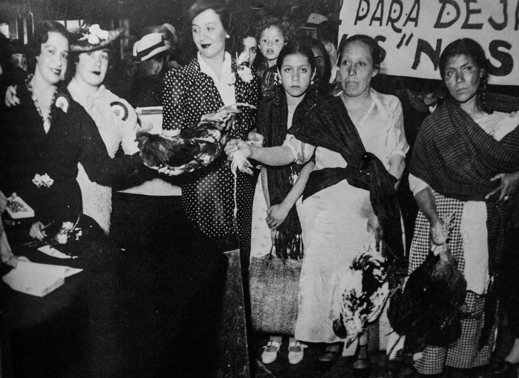 Contundente apoyo ciudadano a la reforma de 1938. ¿Podría el actual gobierno ufanarse de tal apoyo a su propuesta de reforma?
