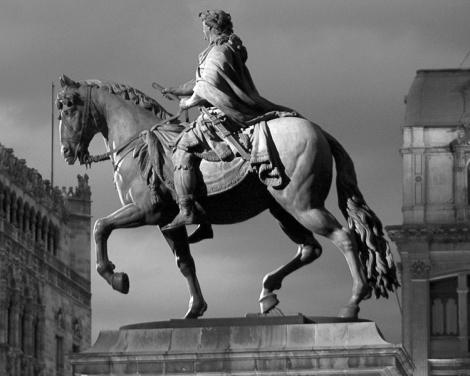 El caballo de Tolsá