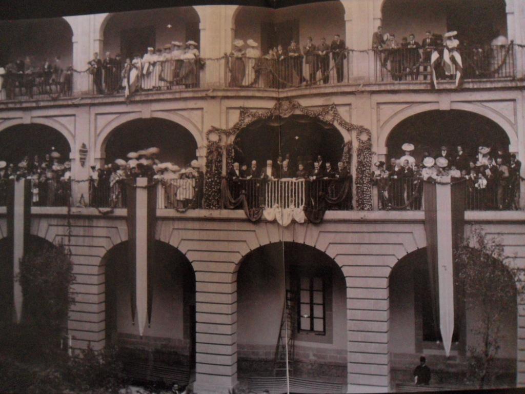 Inauguración de la Universidad Nacional, 1910