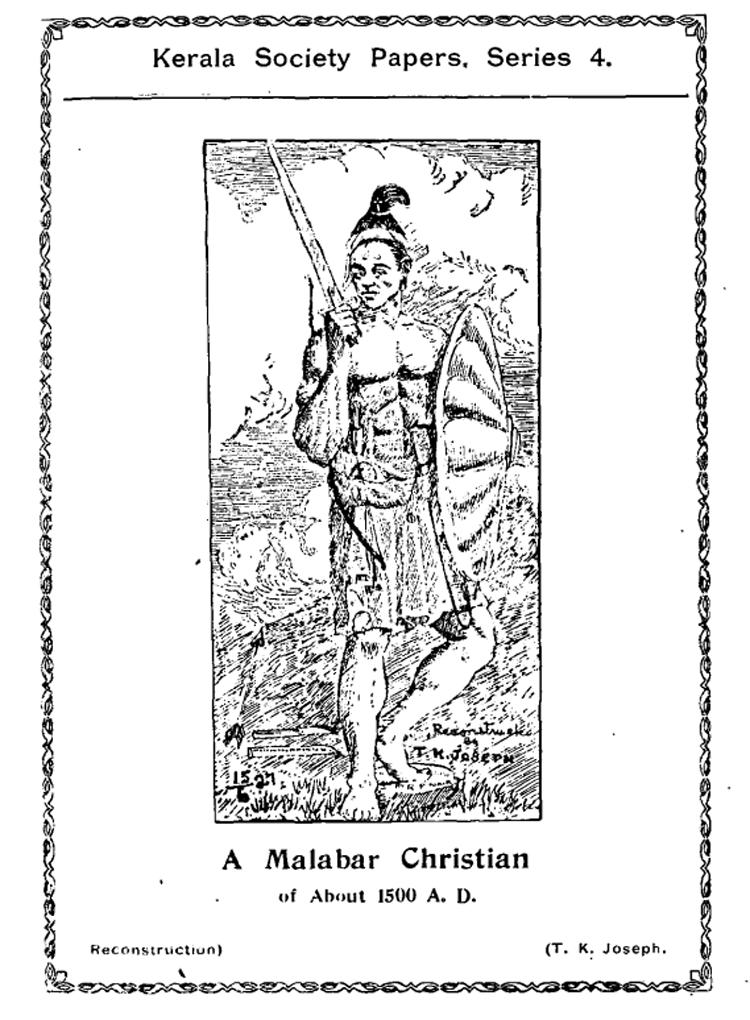A Malabar Christian c. 1500