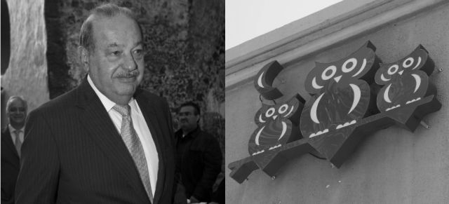 Carlos Slim Helú, cabeza del Grupo Carso.