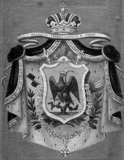 Emblema estadístico del país.