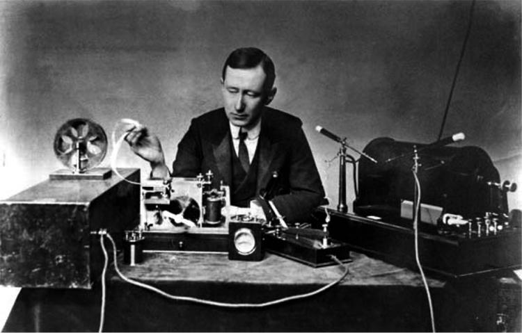 Las ondas de Marconi