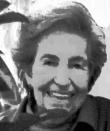 Doña Sofía García Iglesias, viuda de Sanginés.