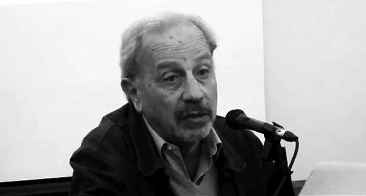 El autor de La revolución interrumpida