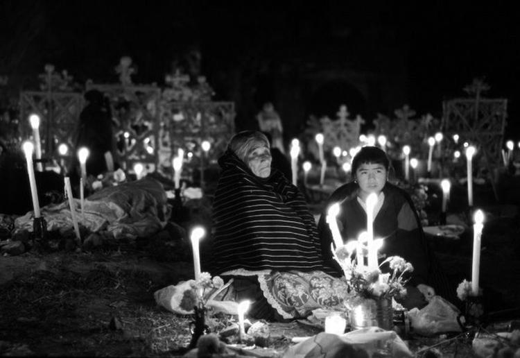 Día de muertos. (Foto: www.taringa.net.)