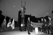 El 22 de agosto, 2012, al inaugurar la renovación de la plaza de Tlaxcoaque. (Foto: Yadin Xolalpa.)