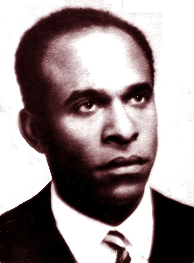 Frantz Fanon, 1925-1961 (Foto: Pacha J. Willka)