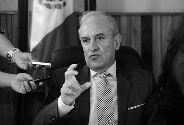 El alcalde de Orizaba