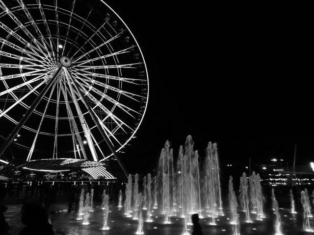 Una rueda de talla mundial (Foto: Daniellerandi)