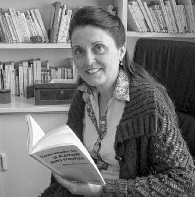 Hélène Maurel-Indart (Foto: renellatastrejo.tumblr.com)