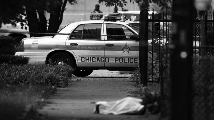 En Chicago, efectos del narcotráfico mexicano en 2013. (Foto: Scott Olson.)