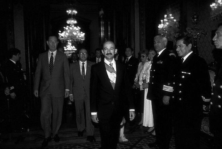 El día que Carlos Salinas se hizo con el poder.