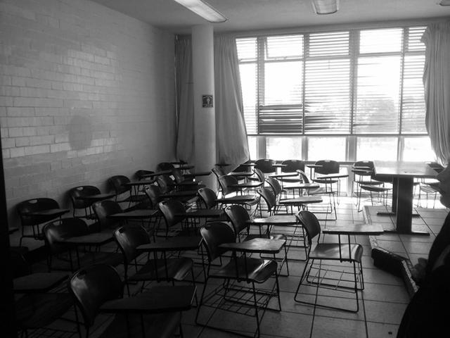 Salón vacío