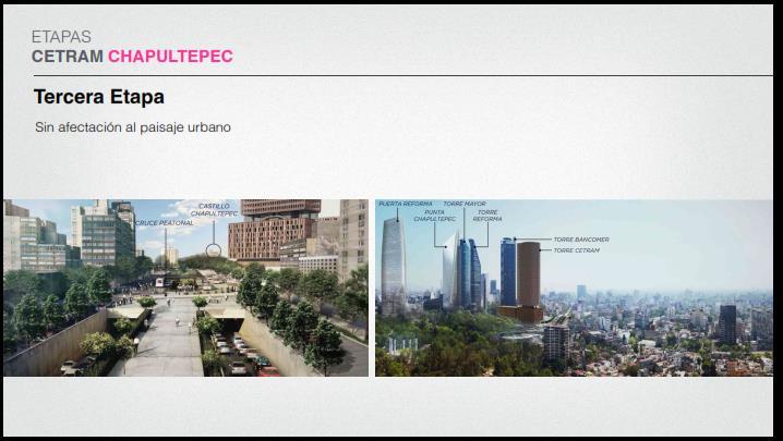 Image 1 (Fuente: Presentación CETRAM Chapultepec).