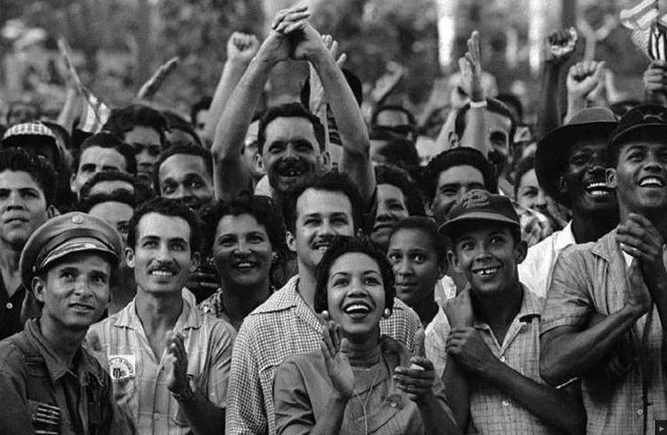 Havana, January 8, 1959. (Photo: Burt Glinn.)