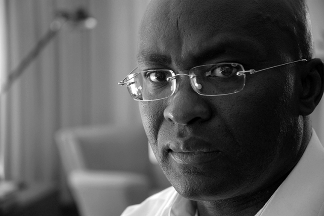 Achile Mbembe