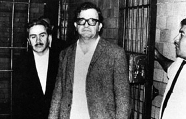 Eli de Gortari (con Manuel Marcué Pardiñas) en 1968.