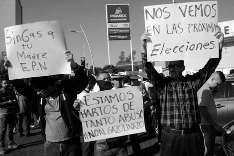 En Guadalajara.(Foto: Rafael del Río.)