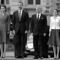 Un rey belga —y otro no